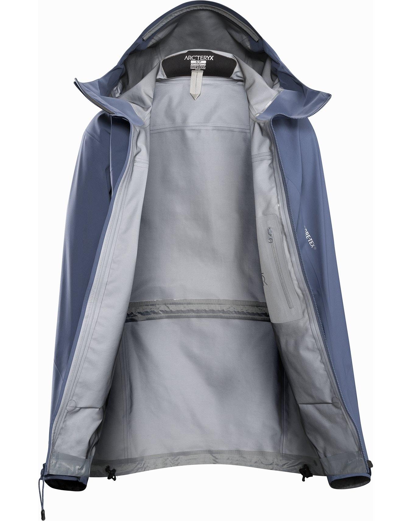 256cb613c425 dame Nightshadow Jacket AR Lillehammer Arc teryx sport Zeta w1qACAxO ...