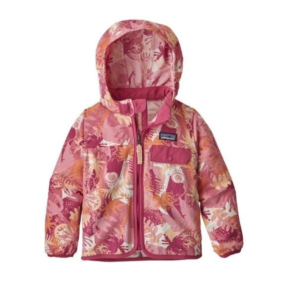 Patagonia Baby Biaggies Jacket Petra Pink Lillehammer