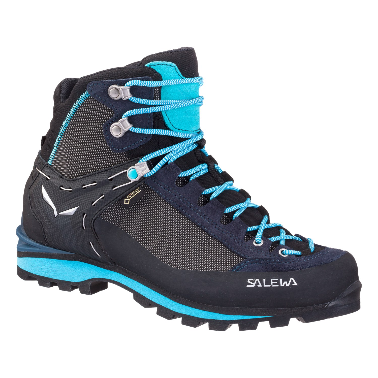 Salewa W's Crow GTX premium navyeethernal blue