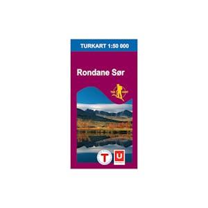 Rondane Sor 1 50 000 Lillehammer Sport