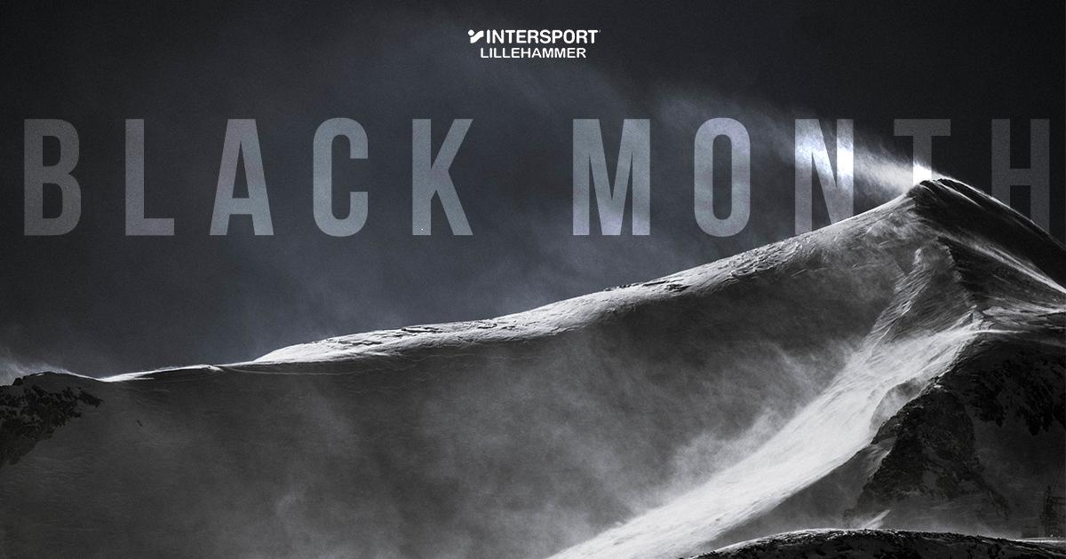 Black Month Lillehammer Sport Salg av kjente varemerker