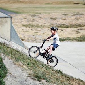 Barnesykkel 8+ år