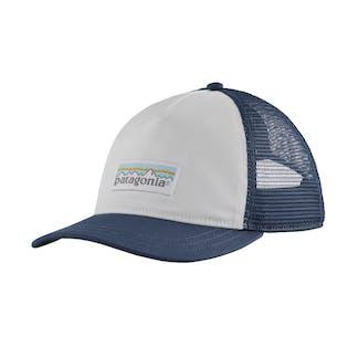 Patagonia W Pastel P-6 Label Layb Trucker Hat
